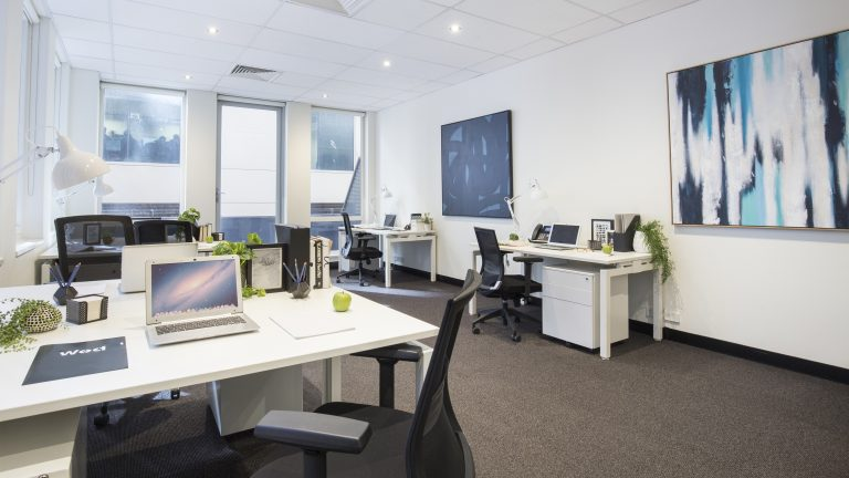 Suite Level 2 for lease at Collins Street Tower