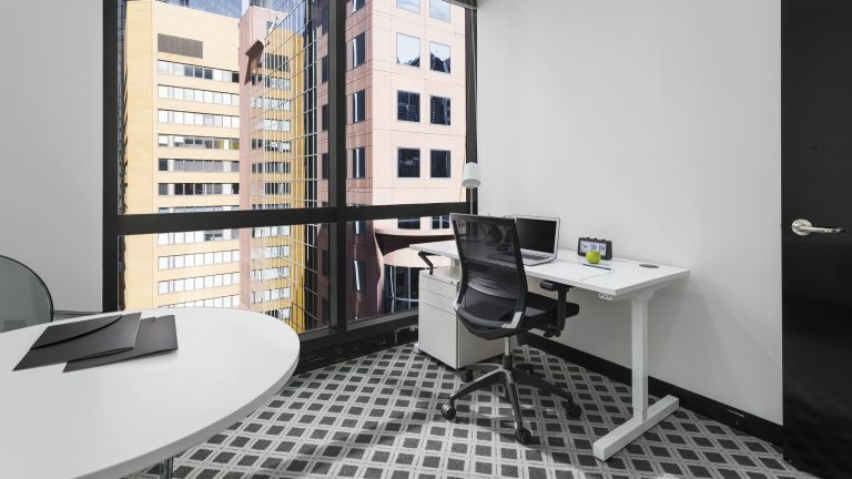 Suite 809b for lease at Exchange Tower