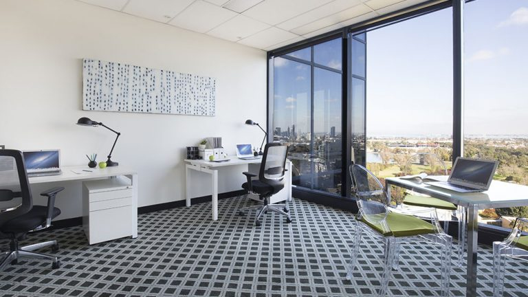 Suite 1203 for lease at St Kilda Rd Towers