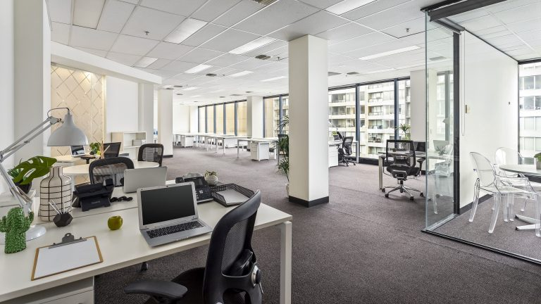 Suite Level 14 for lease at St Kilda Rd Towers