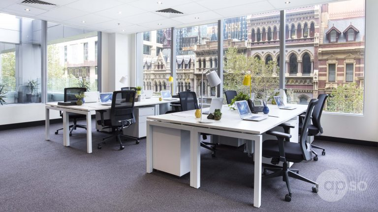 Suite 203b/204ab for lease at Collins Street Tower
