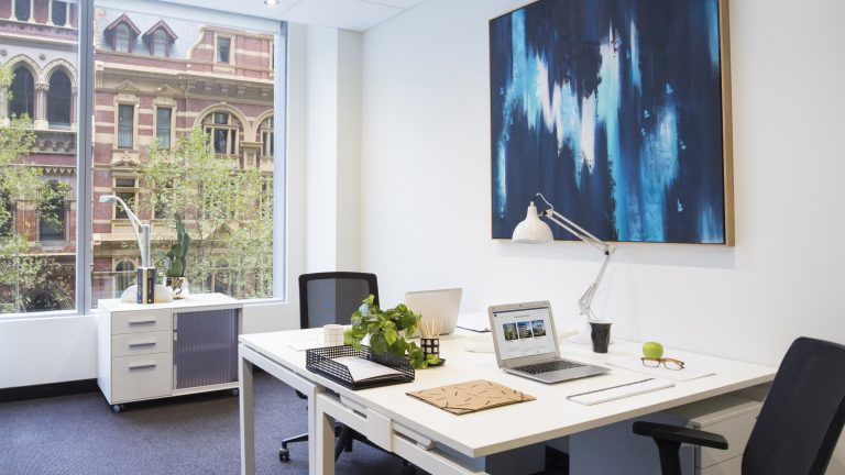 Suite 217 for lease at Collins Street Tower
