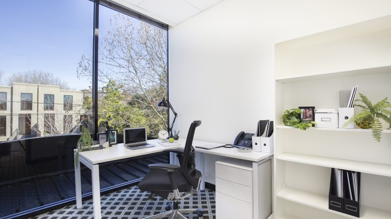 Suite 219bc for lease at Toorak Corporate