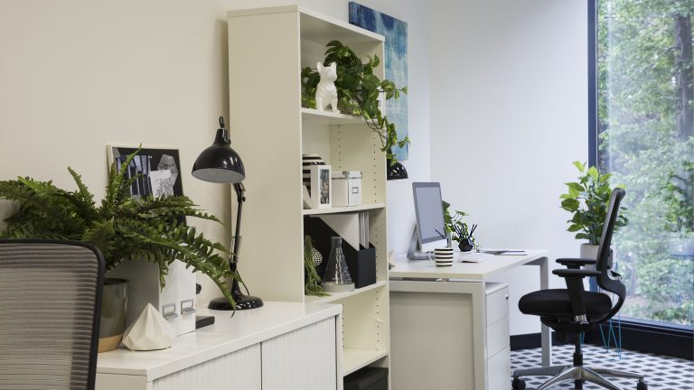 Suite 109 for lease at St Kilda Rd Towers