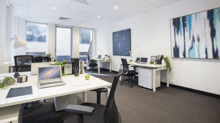 Suite 405/406 for lease at Collins Street Tower
