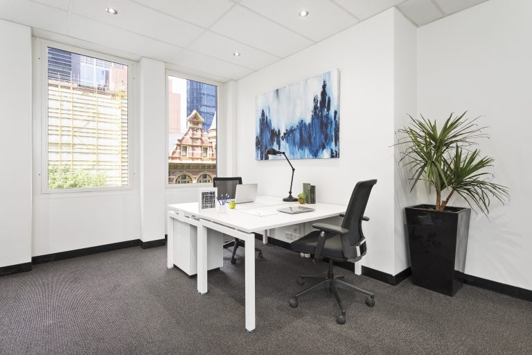 Suite 408 for lease at Collins Street Tower