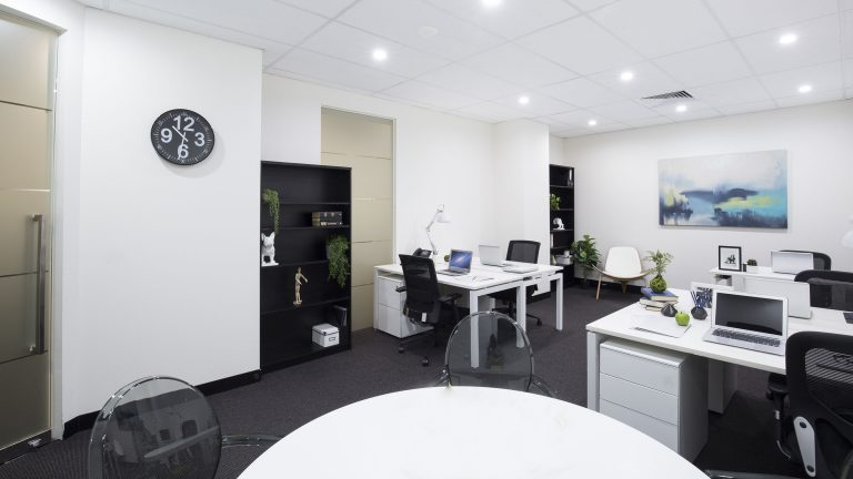 Suite 411 for lease at Collins Street Tower