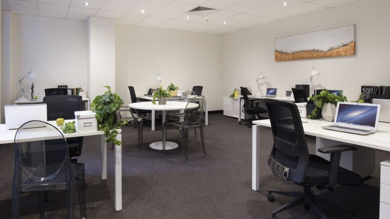 Suite 413 for lease at Collins Street Tower