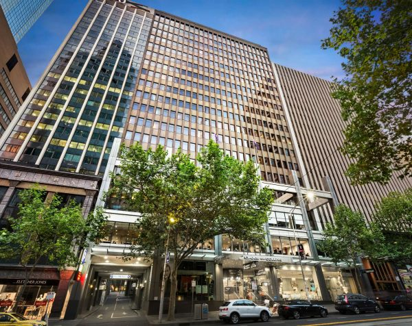 Collins St Tower serviced offices in Melbourne city