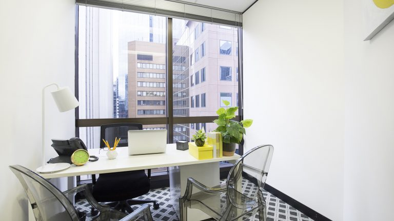 Suite 809c for lease at Exchange Tower
