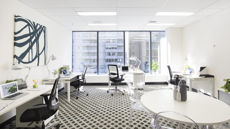 Suite 916 for lease at St Kilda Rd Towers