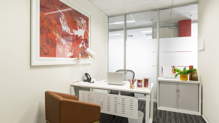 Suite 9b for lease at The Watson