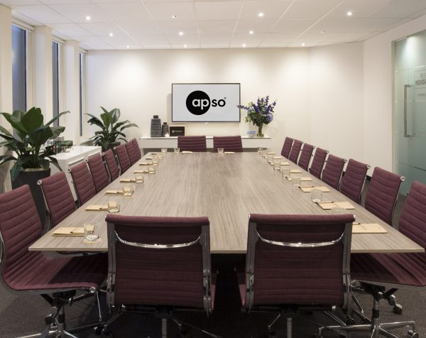 Boardroom hire at Collins Street Tower
