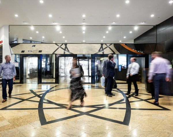 Exchange Tower serviced offices Melbourne