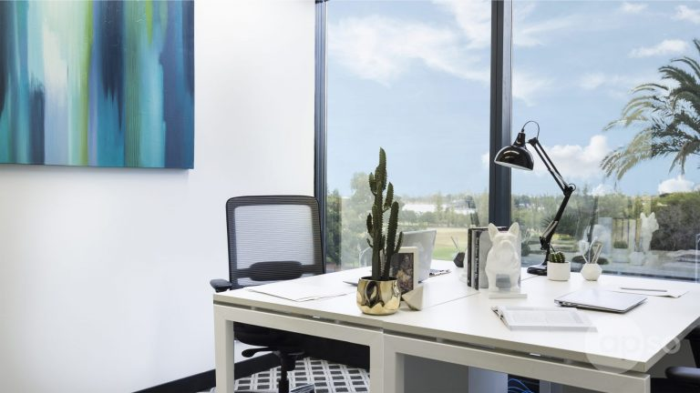 Suite 342 for lease at St Kilda Rd Towers