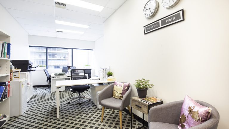 Suite 635 for lease at St Kilda Rd Towers