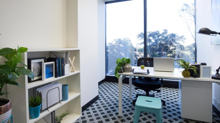 Suite 306 for lease at St Kilda Rd Towers