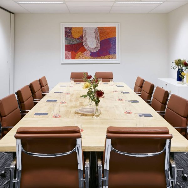 Meeting room hire at The Watson serviced offices Adelaide