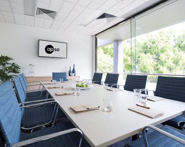 Boardroom at 83 High Street, Kew