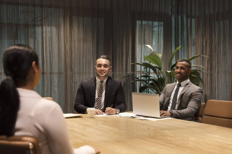 Meeting rooms at APSO serviced offices