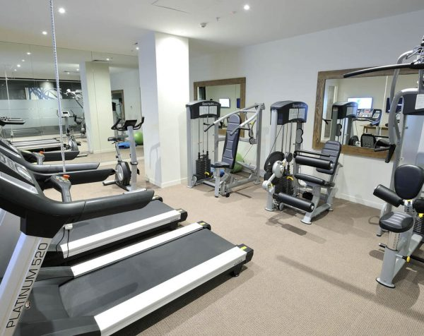 Gym at Peninsula On The Bay serviced offices Frankston